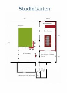Grundriss Studiogarten 2017 aktuell